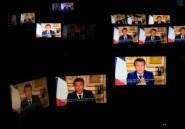 """Macron juge """"indispensable"""" un moratoire sur la dette des pays africains"""