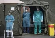 Maroc: plus de 60 cas de contamination au nouveau coronavirus dans une prison