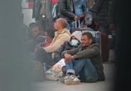 Bloqués en Libye, des centaines de Tunisiens sont parvenus