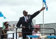Le président sortant du Malawi officiellement candidat
