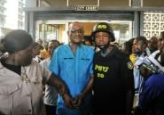 Le Liberia abandonne les poursuites contre le fils de l'ex-présidente Sirleaf
