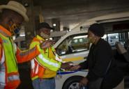 Coronavirus: augmentation record de 1.160 cas en Afrique du Sud