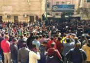 """Face au virus, le poids lourd égyptien frôle le """"seuil critique"""" mais s'adapte"""