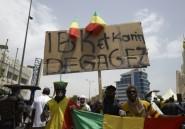 Mali: une alliance composite manifeste pour la démission du président Keita