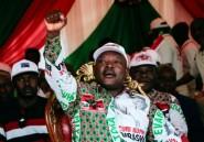 "Burundi: Pierre Nkurunziza, président par ""volonté divine"""