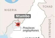 Trois militaires inculpés pour un massacre de civils au Cameroun anglophone