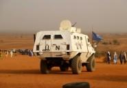 Mali: deux Casques bleus tués par des hommes armés dans le Nord