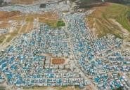 Les personnes déplacées représentent plus de 1% de l'humanité, un record, selon l'ONU