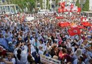 Tunisie/Virus: les soignants dans la rue pour défendre l'hôpital public