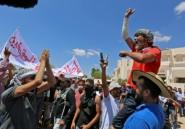 Tunisie: 3e jour de manifestation pour réclamer la libération d'un militant