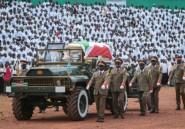 Le Burundi se recueille pour les funérailles de l'ex-président Nkurunziza