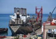 Coronavirus en Libye: les centrales flottantes turques surfent sur les crises