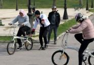 A Tunis, un subit engouement pour le vélo fait sauter une barrière de genre
