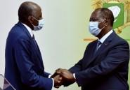 Le Premier ministre ivoirien de retour aux affaires du pays et de sa campagne électorale