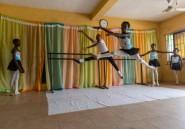 A Lagos, le ballet se danse sans musique, mais avec beaucoup de joie et d'ambition