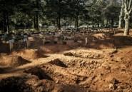 Afrique du Sud: plus de 5.000 morts du Covid-19