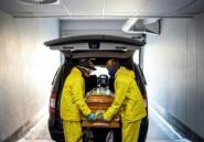 """""""C'est un cauchemar"""": le virus bouleverse les rites funéraires en Afrique du Sud"""