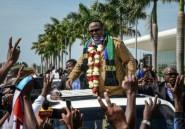 Tanzanie: une figure de l'opposition rentre au pays pour la présidentielle