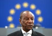 Guinée: le président Condé bien parti pour briguer un troisième mandat