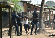 Candidature de Ouattara en Côte d'Ivoire: heurts entre opposants et forces de l'ordre