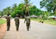 La poussée jihadiste au Mozambique met