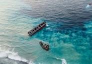 Maurice: le Japon renforce son aide contre la marée noire
