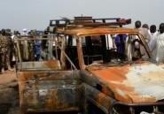 Niger: hommage aux huit personnes assassinées
