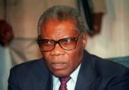 Pascal Lissouba, premier président élu lors d'un scrutin pluraliste au Congo
