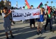 Les Libyens de nouveau dans la rue