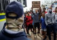 Afrique du Sud: deux policiers arrêtés pour le meurtre d'un adolescent trisomique