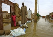 Soudan: le bilan des inondations s'aggrave: 89 morts