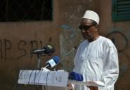Guinée: le président Alpha Condé candidat