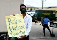 """Des dizaines de milliers de détenus """"oubliés"""" dans les prisons du Nigeria"""