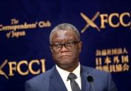 Le prix Nobel Denis Mukwege au c