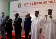 Le président nigérian appelle ses pairs ouest-africains