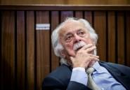George Bizos, l'avocat et grand ami de Mandela