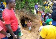"""Accident minier en RDC: les """"creuseurs"""", premier maillon d'un marché souvent opaque"""