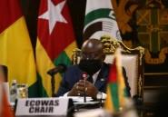 """Mali: la Cédéao espère une autorité civile de transition dans les prochains """"jours"""""""