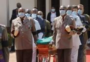 Obsèques de George Bizos, l'avocat pugnace et grand ami de Mandela
