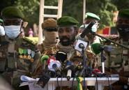 Le chef de la junte au Mali demande la levée des sanctions ouest-africaines