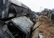 Nigeria: 23 morts dans l'accident d'un camion-citerne, selon le président Buhari