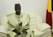 Mali: le président de transition désigné fait sa première apparition publique
