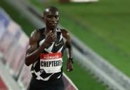 Athlétisme: après le 5.000, Cheptegei s'attaque au record du monde du 10.000 m