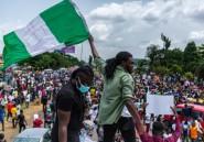 Nigeria: malgré des actes d'intimidation et des violences, les manifestations se poursuivent