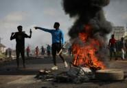 Une manifestation dispersée par des tirs