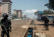 Guinée: la tension monte encore, le pouvoir de Condé réquisitionne l'armée