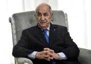 Algérie: le président Tebboune atteint du coronavirus, dans un climat d'incertitude
