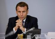 """Macron prône une """"relation équitable"""" entre la France et l'Afrique"""