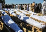 """Nigeria: au moins 110 morts dans une attaque jihadiste, """"la plus violente de l'année"""""""