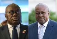 Au Ghana, une élection présidentielle avec un air de déj